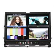 "Monitor BON BQM-240LS 24"" Quad Split SDI/HDMI Studio Monitor"
